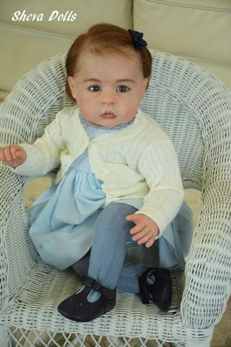 Princess Charlotte Age 1 Straight Legs Only